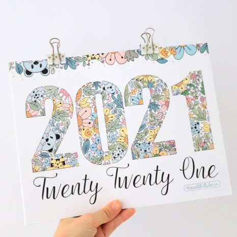 Unlock the power of planning with this Printable 2021 Calendar Monthly View Style. It is a great time to start planning in advance every step to build your dream life. Making planning a priority in your life can change everything. Planning each month is a great way to stay on track on your goals.