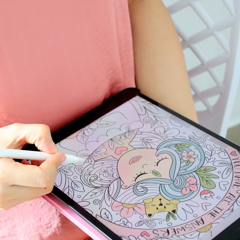 Learn about the benefits of coloring books for adults, everything you need to know if you are looking for methods to calm your mind and connect with your inner self. Coloring books don't have to be for the little ones. Visit www.mariapalitostudio.com