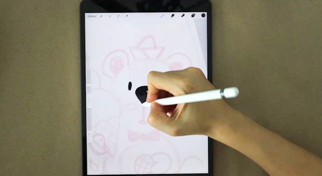 How to Digitalize a Sketch in Procreate using your Ipad​ There is a great and easy way to Turn a Sketch into Digital Art. If you have an iPad you can try using the app Procreate or IbisPaint X  to do so. Today I want to share with you a good way to digitalize your doodles using your device.